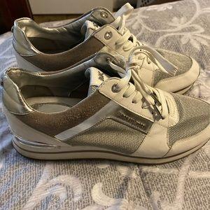 Michael Kors women's sneakers size 9.5